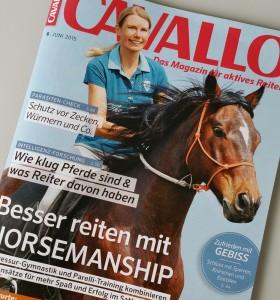 Cavallo Ausgabe Juni 2015
